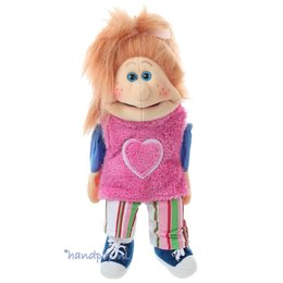 Living Puppets handpop Linda