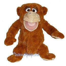 Living Puppets handpop aap Appie