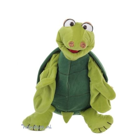 Living Puppets Aristoteles de schildpad