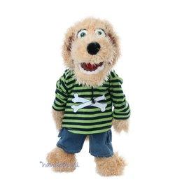 Living Puppets handpop hond Bosse