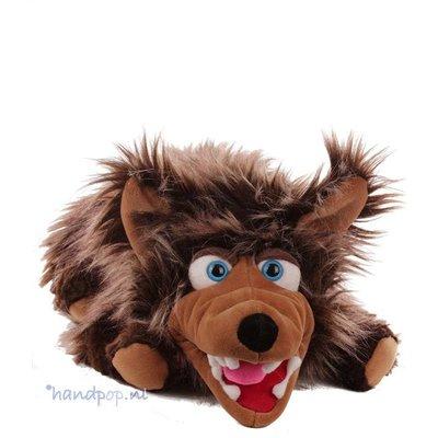 Living Puppets handpop wolf Raspoetin