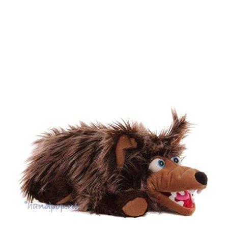 Living Puppets Raspoetin de wolf