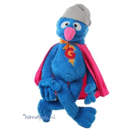 Living Puppets Super Grover 75 cm