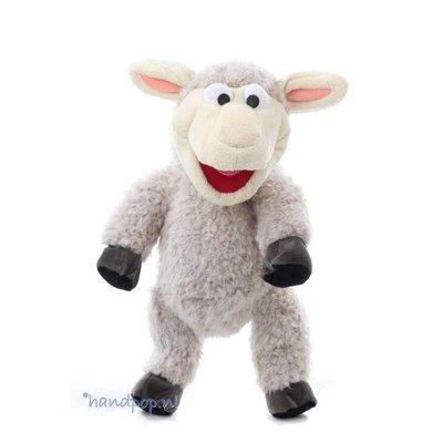 Living Puppets handpop schaap Wolle