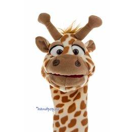Living Puppets handpop giraffe Gerard