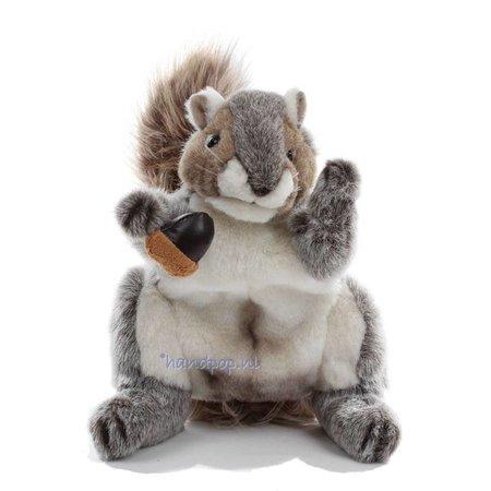 Folkmanis grijze eekhoorn