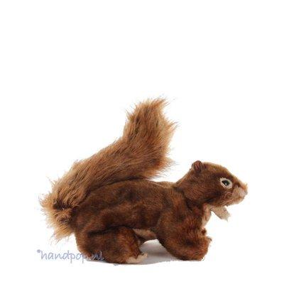 Folkmanis handpop eekhoorn rood
