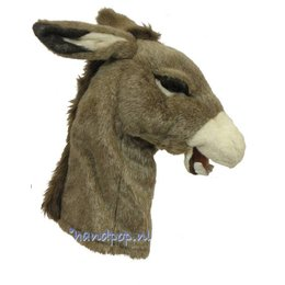 Folkmanis handpop ezel