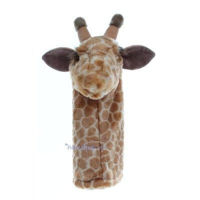 Folkmanis handpop giraffe