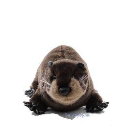 Folkmanis handpop otter