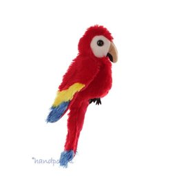 Folkmanis papegaai vingerpopje