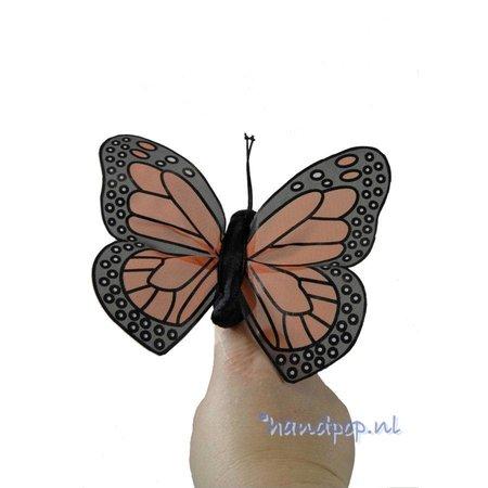 Folkmanis vingerpopje vlinder