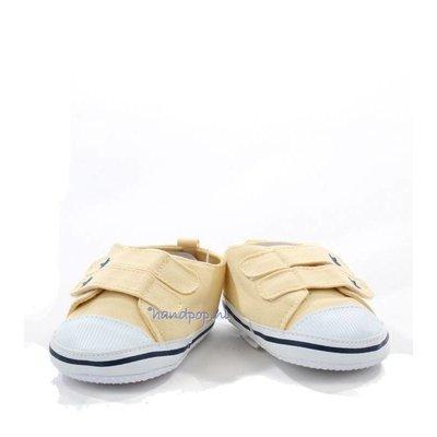 Living Puppets Gele schoenen
