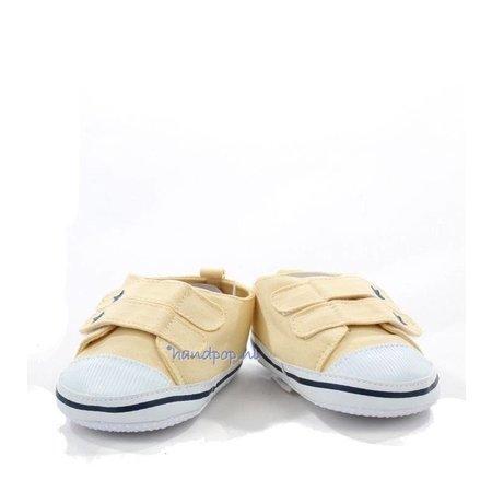 Living Puppets Gele schoenen voor grote menspop