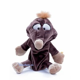 Living Puppets handpop mol Knorke