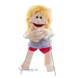 Living Puppets handpop Torben