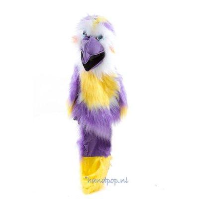 The Puppet Company handpop valkparkiet