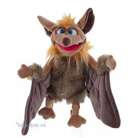 Living Puppets vleermuis Tamika