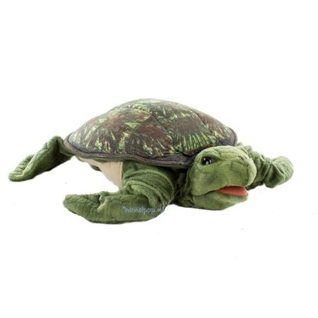 Folkmanis Zeeschildpad