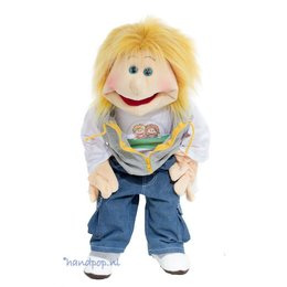 Living Puppets handpop Joost 65 cm