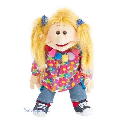 Living Puppets handpop Tessa