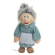 Living Puppets handpop Oma Janna