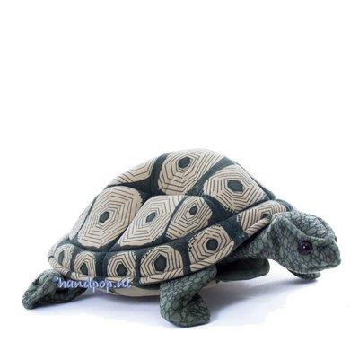 Folkmanis handpop schildpad (landschildpad)