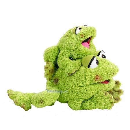 Living Puppets Frans de kikker klein
