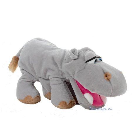 Living Puppets Alwine het nijlpaard