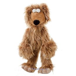 Living Puppets handpop hond Wiwaldi