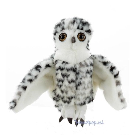 Folkmanis kleine sneeuwuil