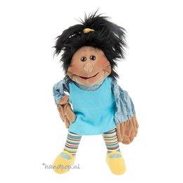 Living Puppets handpop Amy