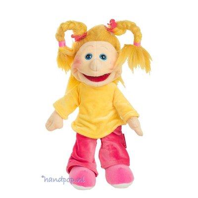 Living Puppets handpop Sandra