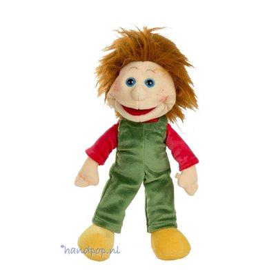 Living Puppets handpop Franjo