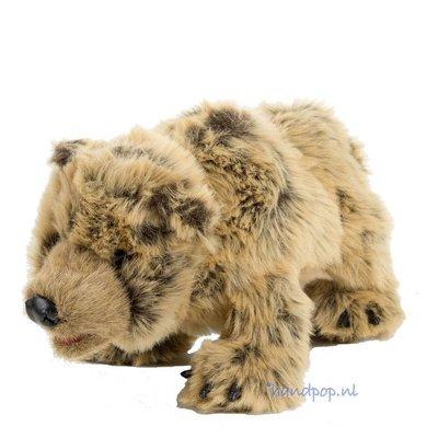 Folkmanis handpop beer (grizzlybeer)