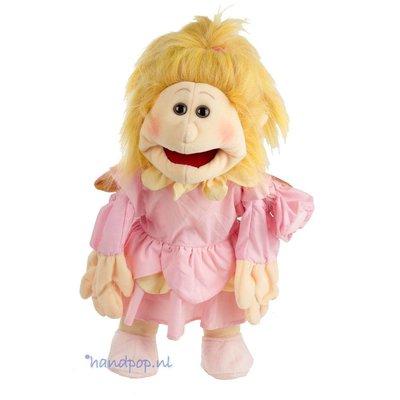 Living Puppets handpop Felicia de fee