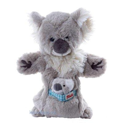 Trudi handpop koala met jong