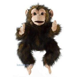 Folkmanis handpop aap chimpansee