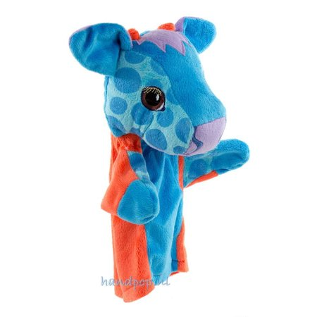 The Puppet Company handpop koe