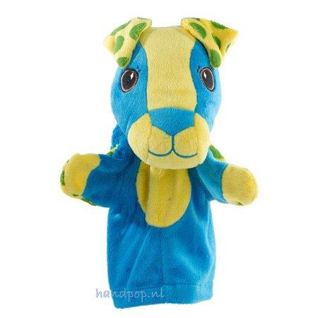 The Puppet Company handpop hond