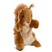 The Puppet Company handpop eekhoorn (longsleeve)