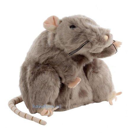 The Puppet Company handpop rat grijs