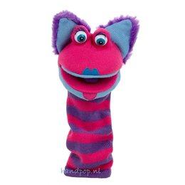 The Puppet Company handpop Sockette Kitty