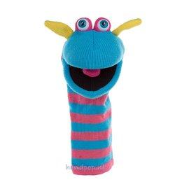 The Puppet Company handpop Sockette Scorch