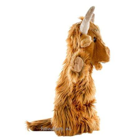 The Puppet Company hoogland koe