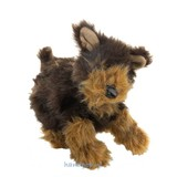Folkmanis handpop hond Yorkshire pup