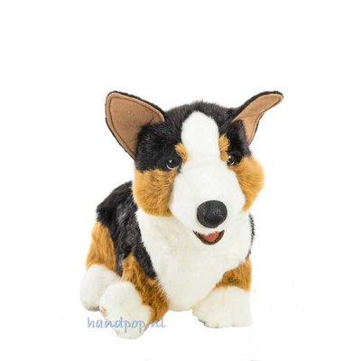 Folkmanis handpop hond Corgi