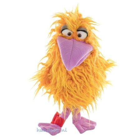 Living Puppets Handpop vogel 'Wish you' kan een boodschap komen brengen