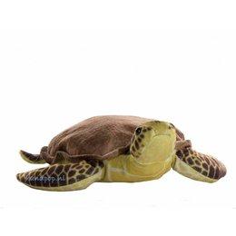 The Puppet Company handpop zeeschildpad