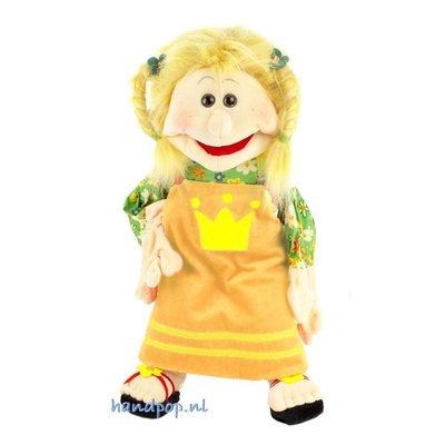 Living Puppets handpop Jenny
